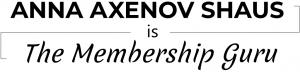 The Membership Guru New Logo 1024