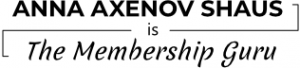 The Membership Guru New Logo