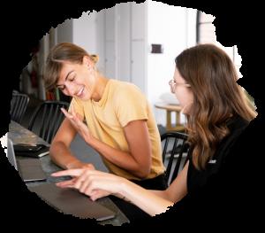 Anna Axenov Shaus UI UX Mentoring chat 2