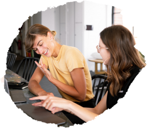 Anna Axenov Shaus UI UX Mentoring chat 3